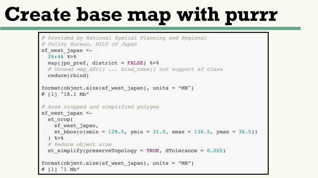 Create base map with purrr # Provided by Nation...