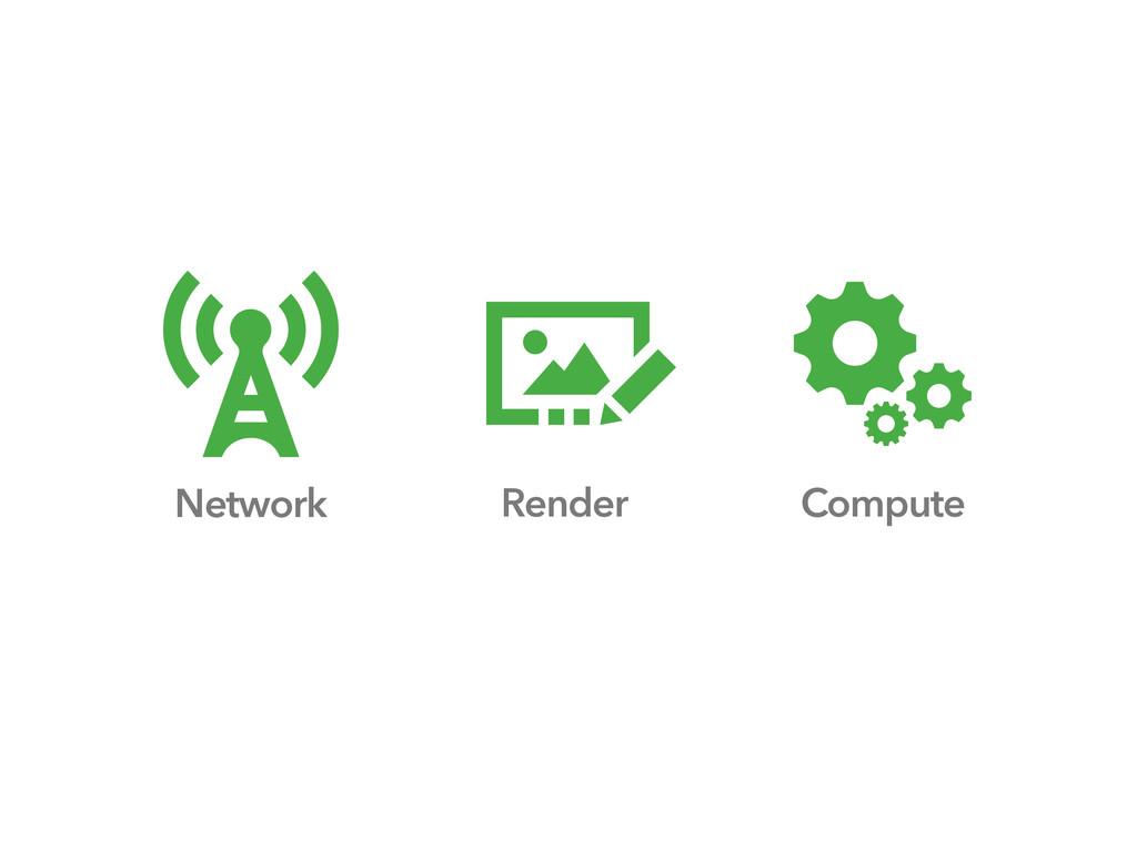 Network Render Compute