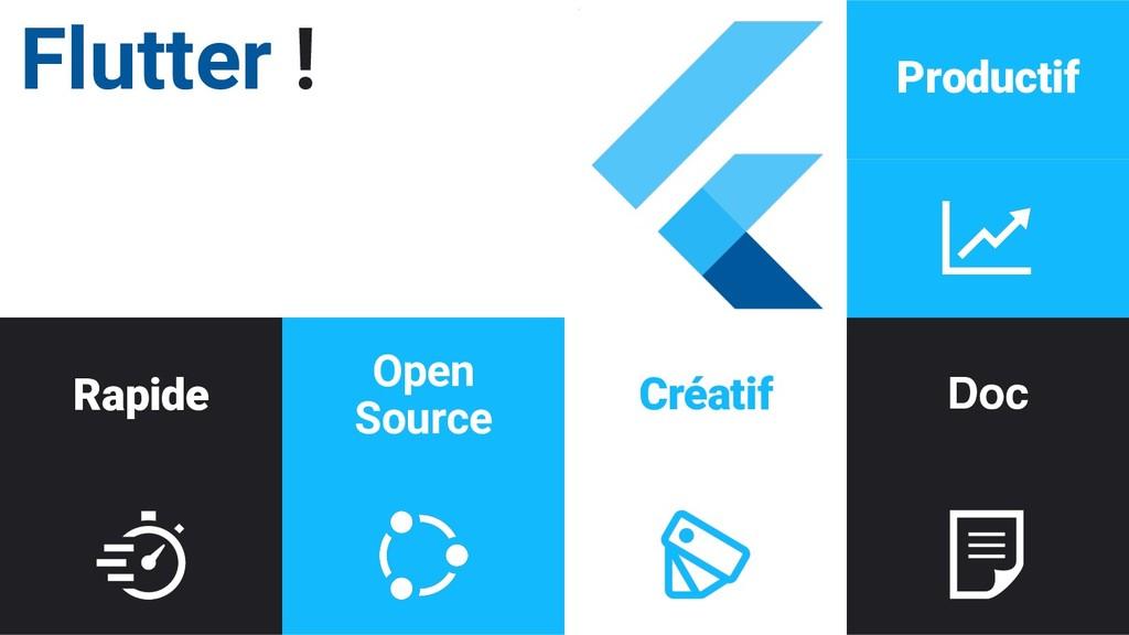 10 Doc Flutter ! Rapide Créatif Open Source Pro...