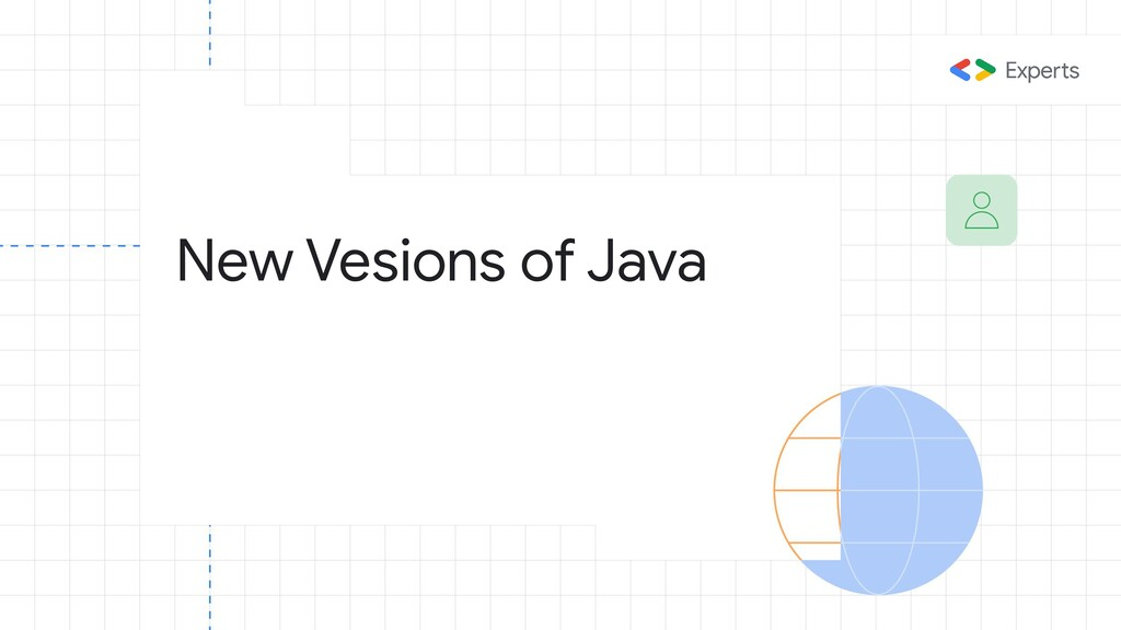 New Vesions of Java