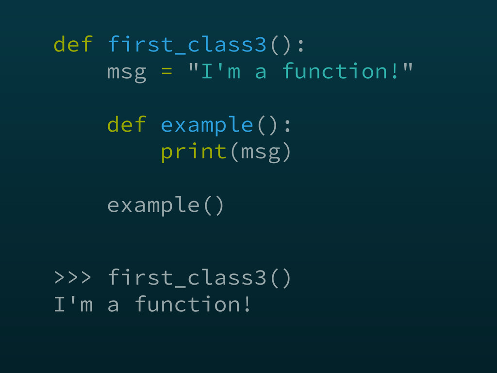 def first_class3():
