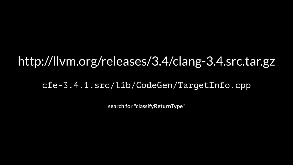 http://llvm.org/releases/3.4/clang-3.4.src.tar....