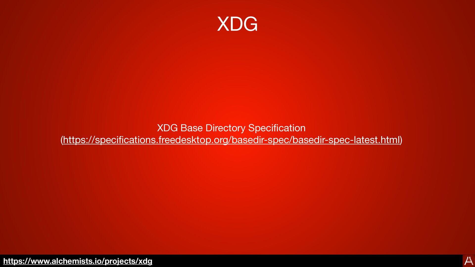XDG Cache  $HOME/.cache/milestoner/*.* Con fi g...