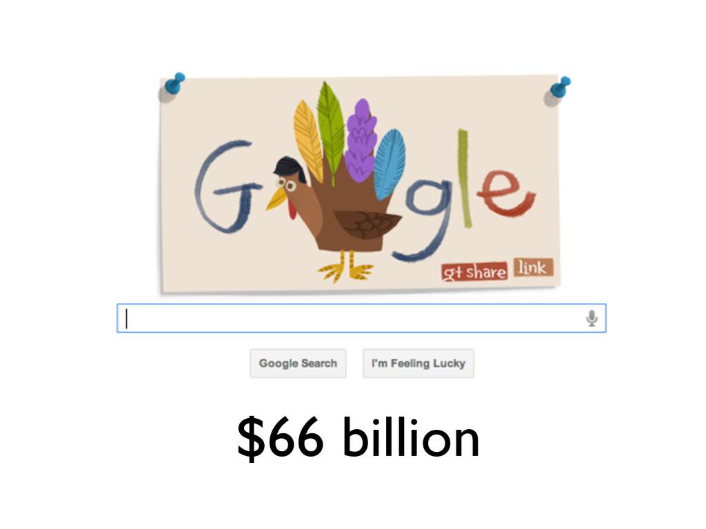 $66 billion