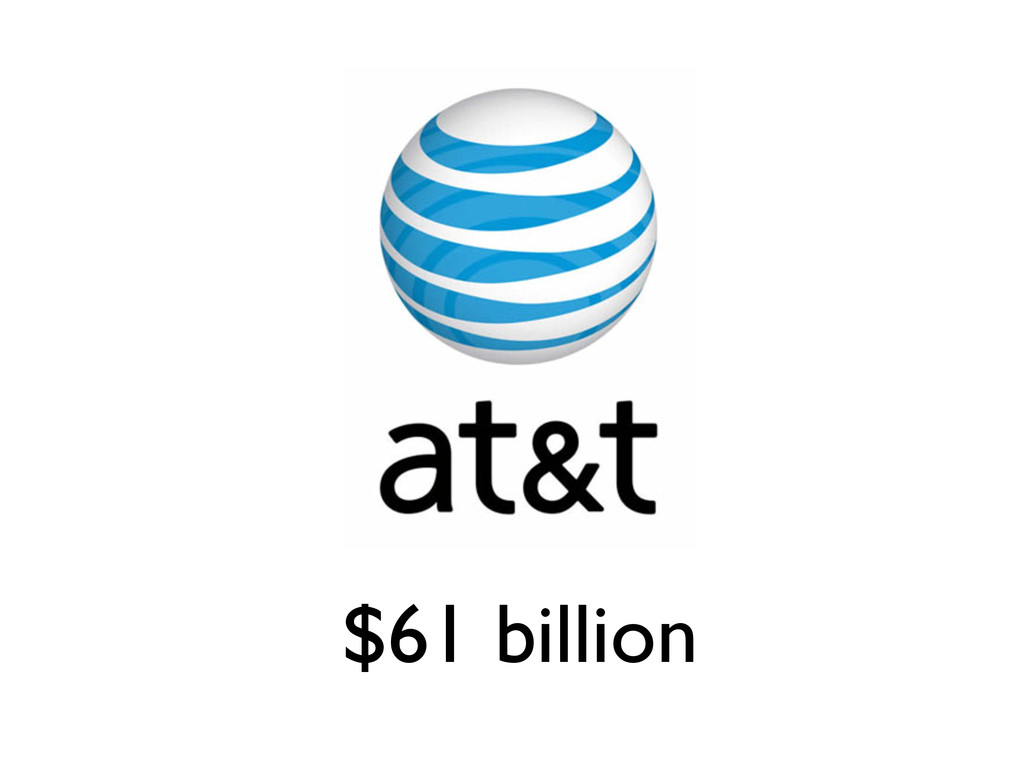 $61 billion