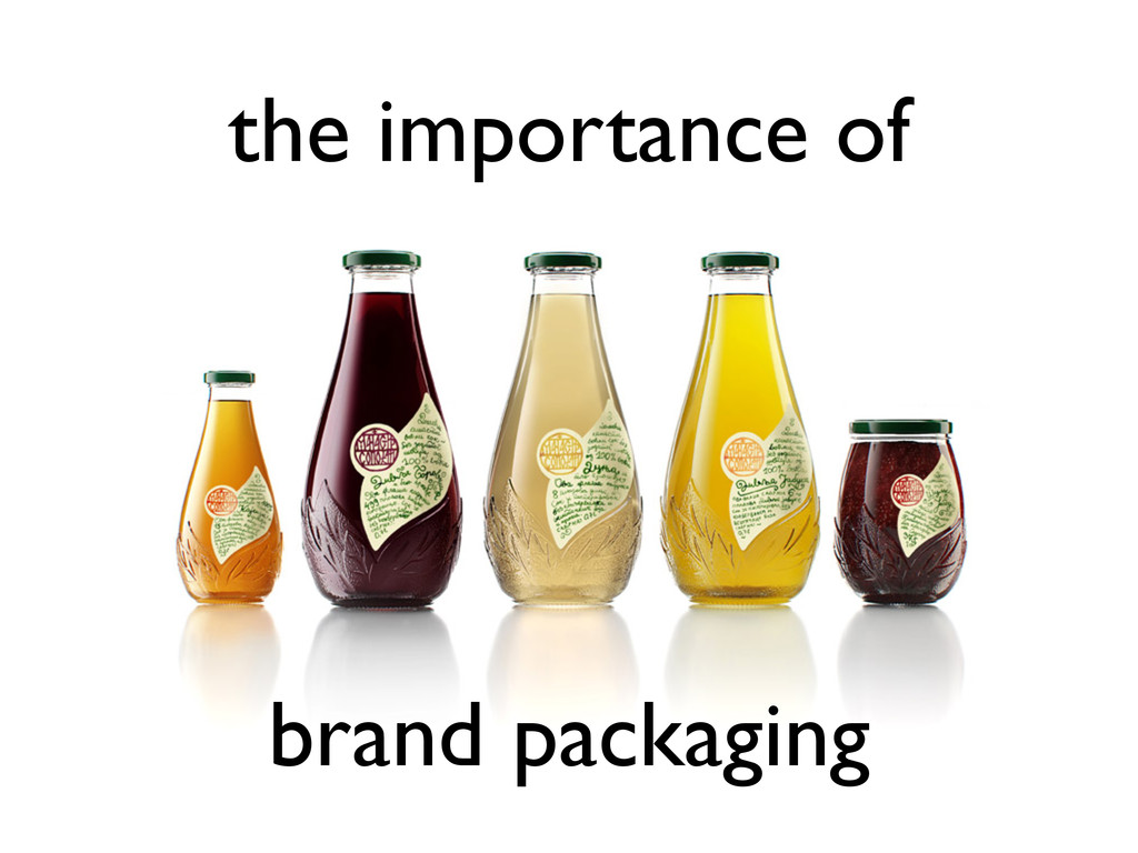 the importance of brand packaging