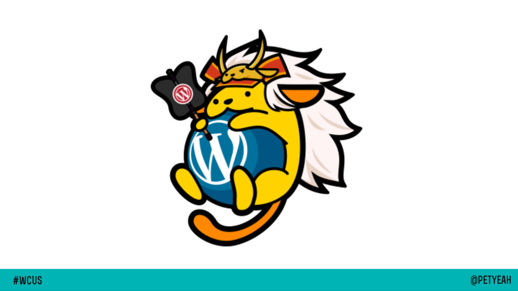@petyeah WP Milano @petyeah #WcUS