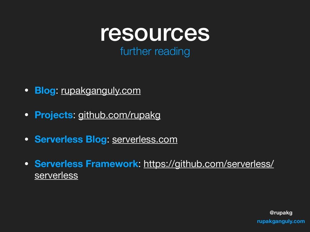 @rupakg rupakganguly.com resources • Blog: rupa...