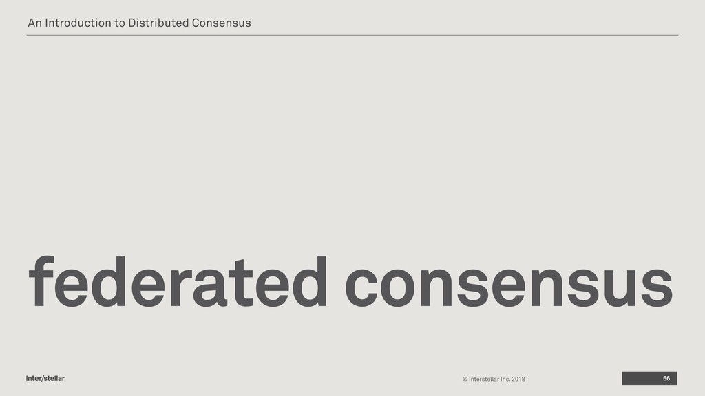 An Introduction to Distributed Consensus © Inte...
