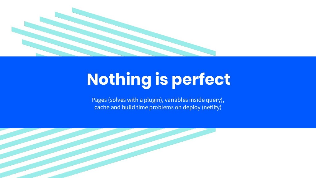 Nothing is perfect Pages (solves with a plugin)...
