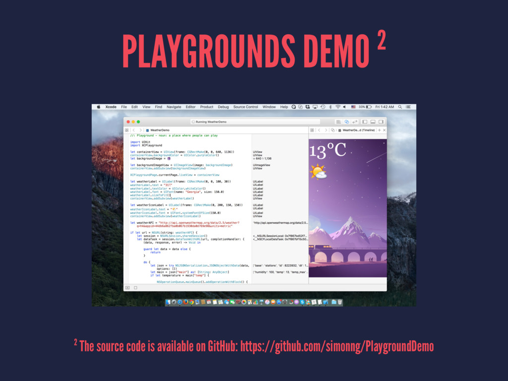 PLAYGROUNDS DEMO 2 2 The source code is availab...