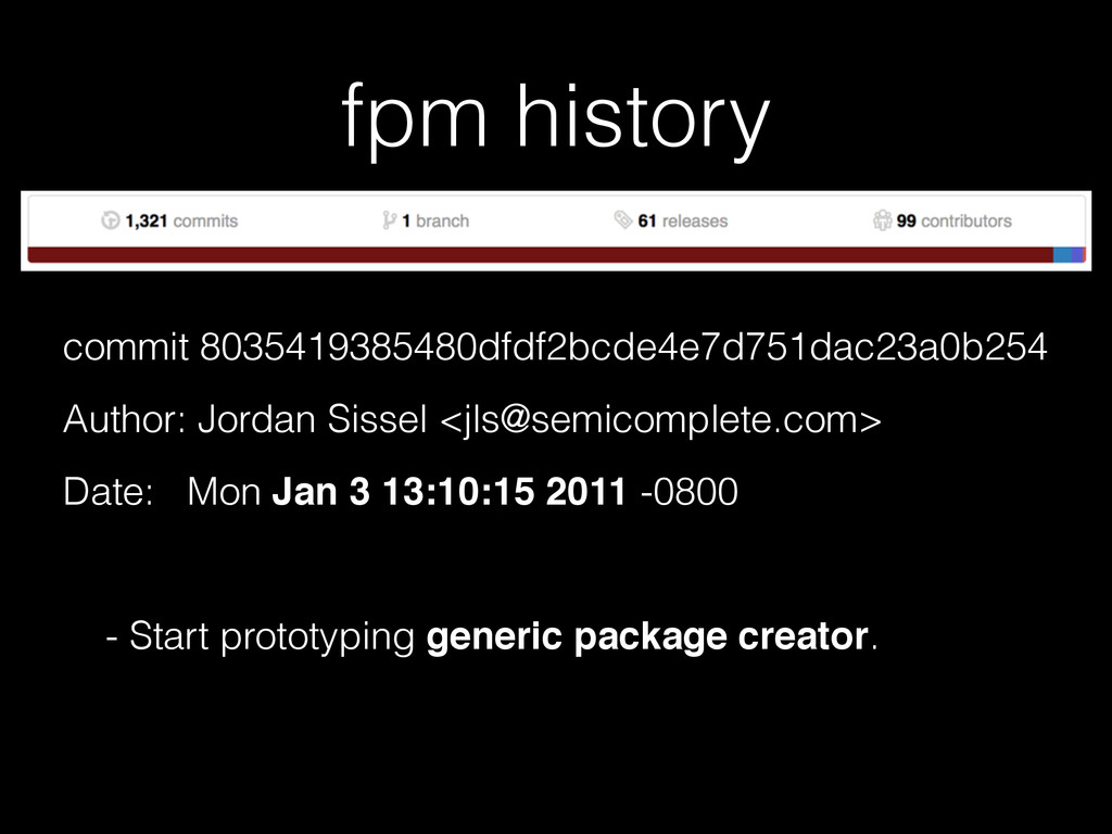 fpm history commit 8035419385480dfdf2bcde4e7d75...