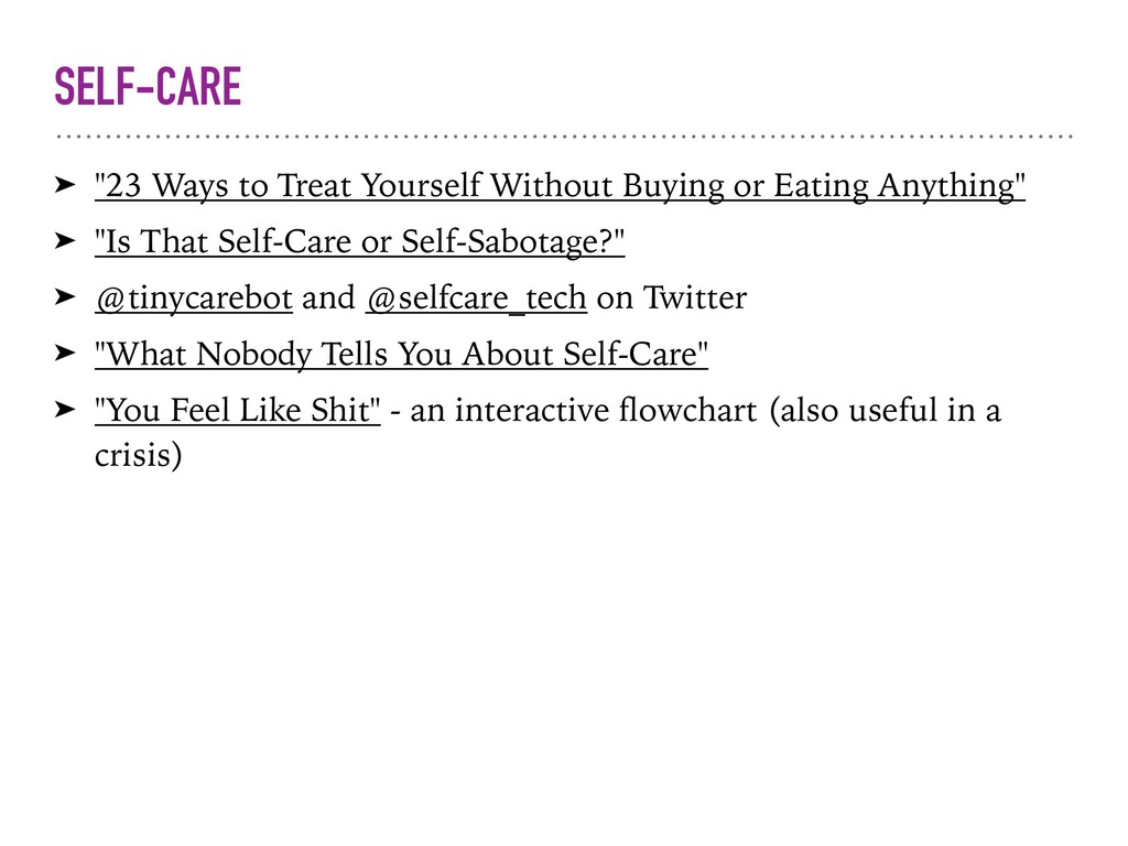 """SELF-CARE ➤ """"23 Ways to Treat Yourself Without ..."""
