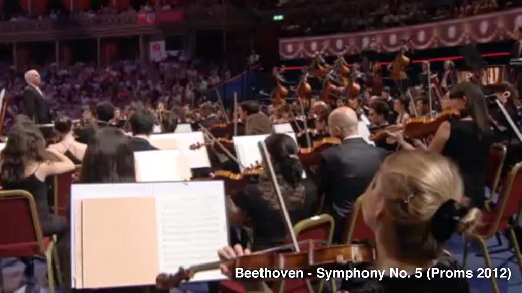 Beethoven - Symphony No. 5 (Proms 2012)