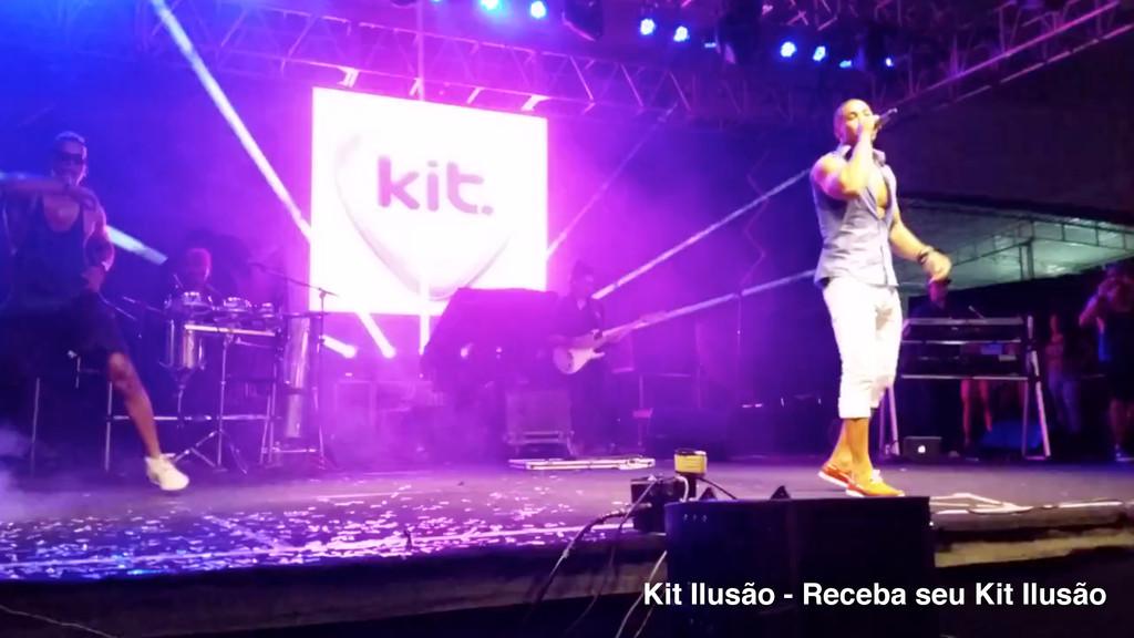 Kit Ilusão - Receba seu Kit Ilusão