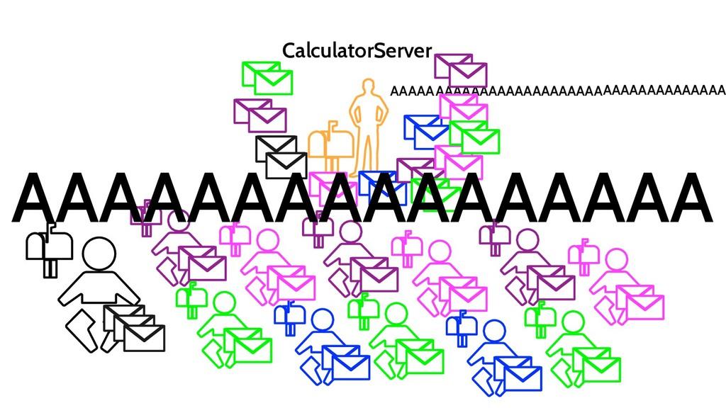 CalculatorServer AAAAAAAAAAAAAAAAAAAAAAAAAAAAAA...