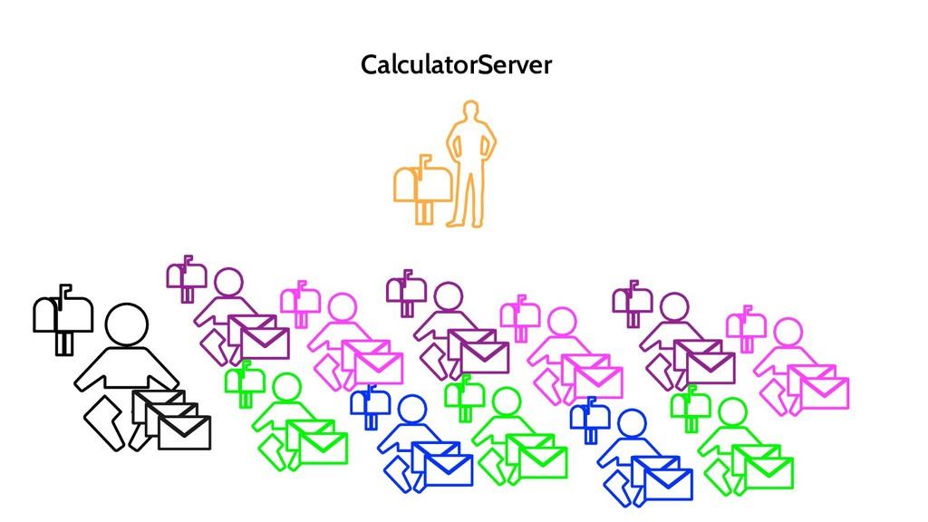 CalculatorServer