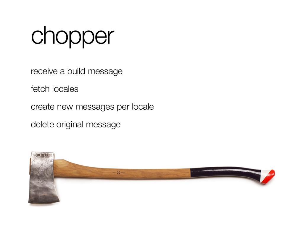 chopper receive a build message fetch locales c...