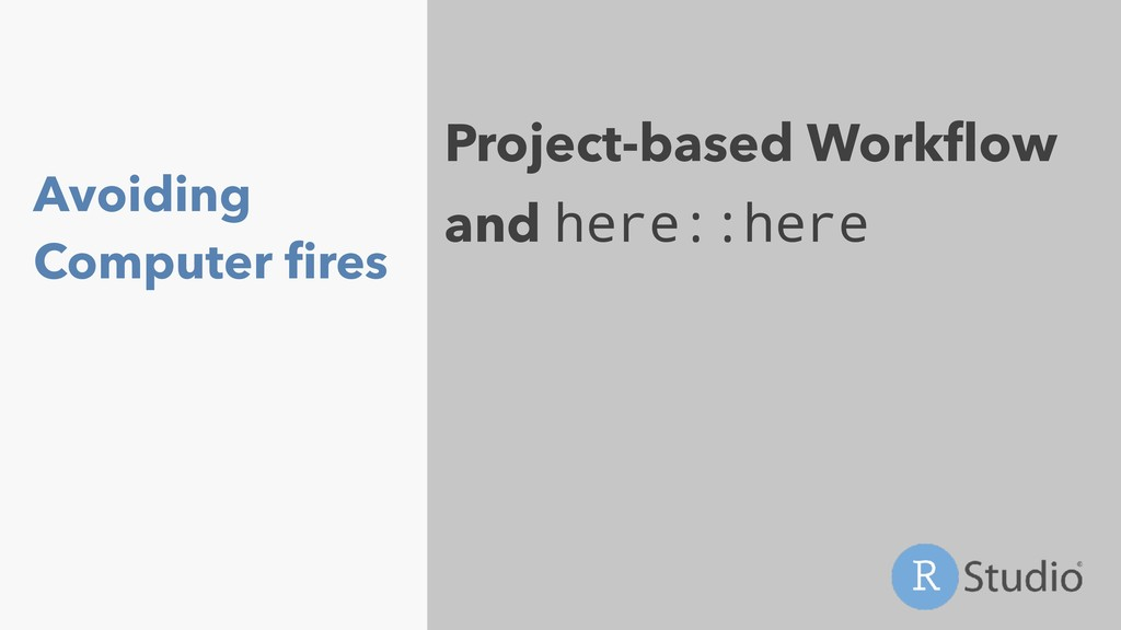 Avoiding Computer fires Project-based Workflow an...