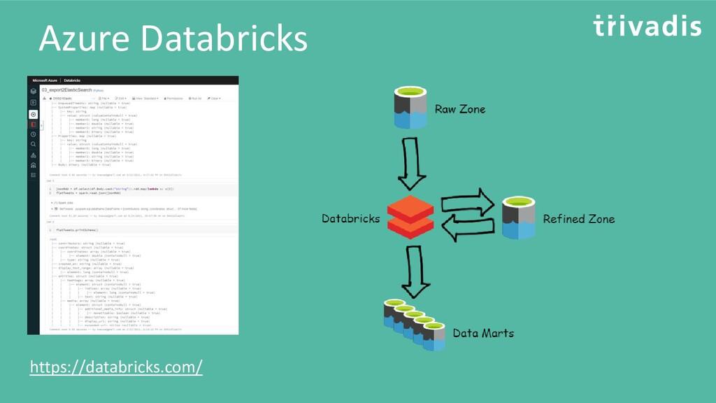 Azure Databricks https://databricks.com/