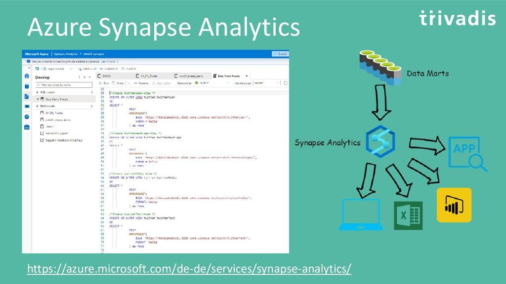 Azure Synapse Analytics https://azure.microsoft...