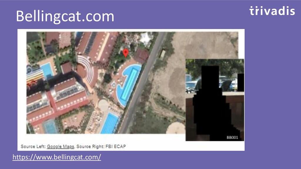 Bellingcat.com https://www.bellingcat.com/
