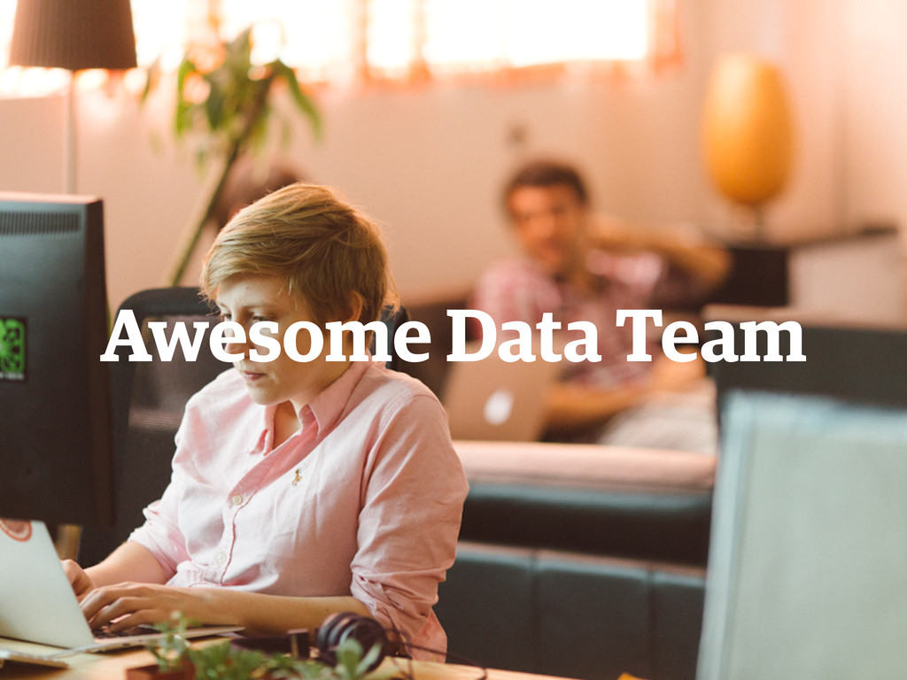 Awesome Data Team