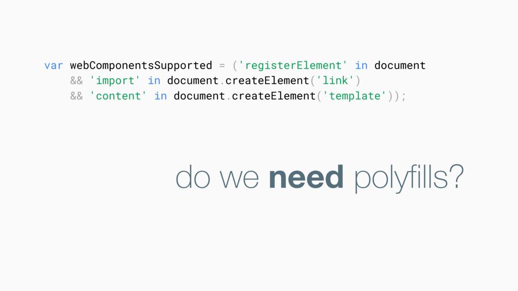var webComponentsSupported = ('registerElement'...
