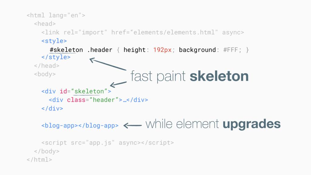 """<html lang=""""en""""> <head> <link rel=""""import"""" href..."""