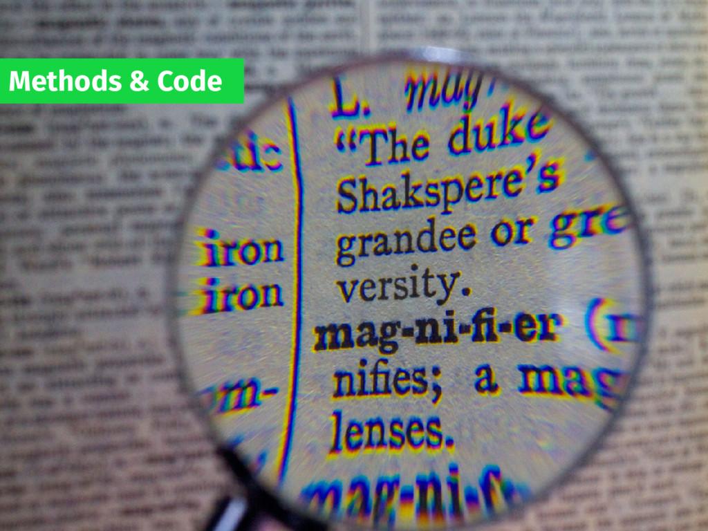 Methods & Code