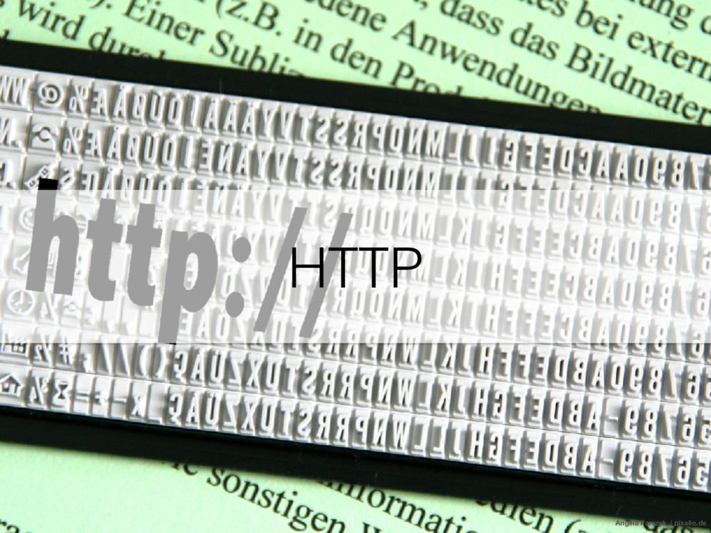 HTTP Angela Parszyk / pixelio.de