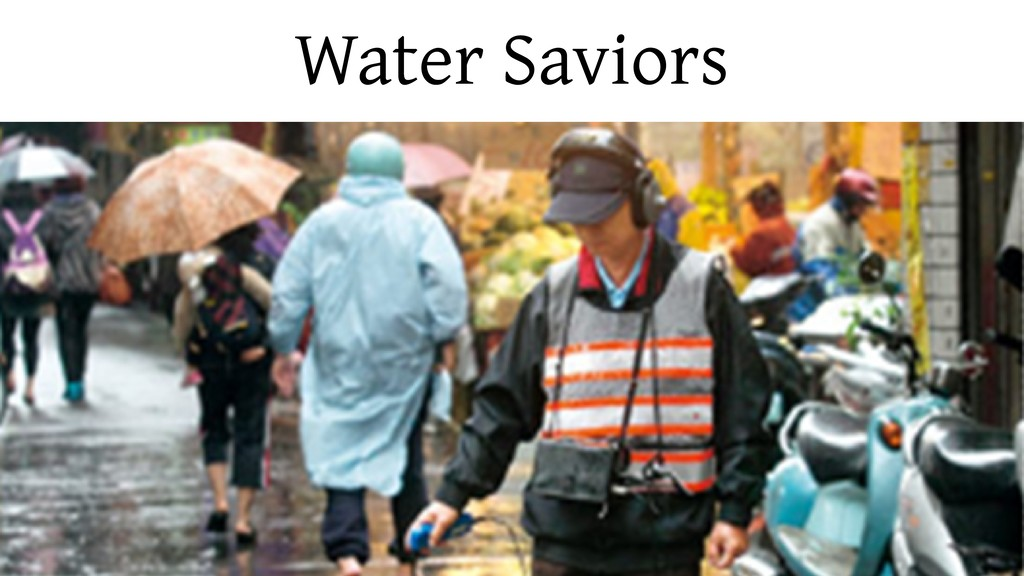 Water Saviors