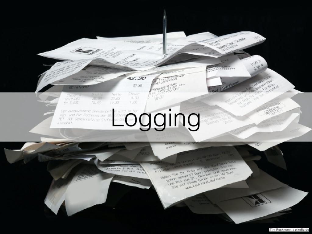 Logging Tim Reckmann / pixelio.de
