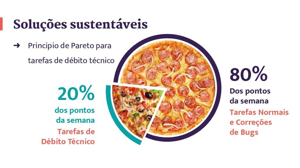 20% dos pontos da semana Soluções sustentáveis ...