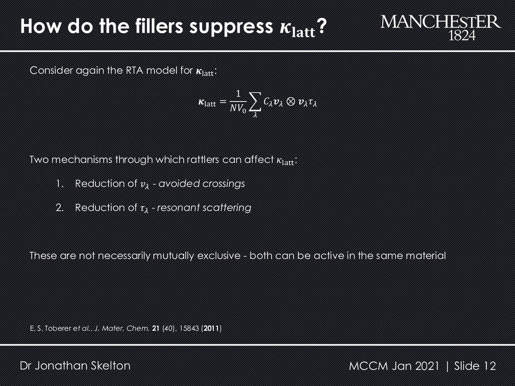 How do the fillers suppress  ? Dr Jonathan Skel...