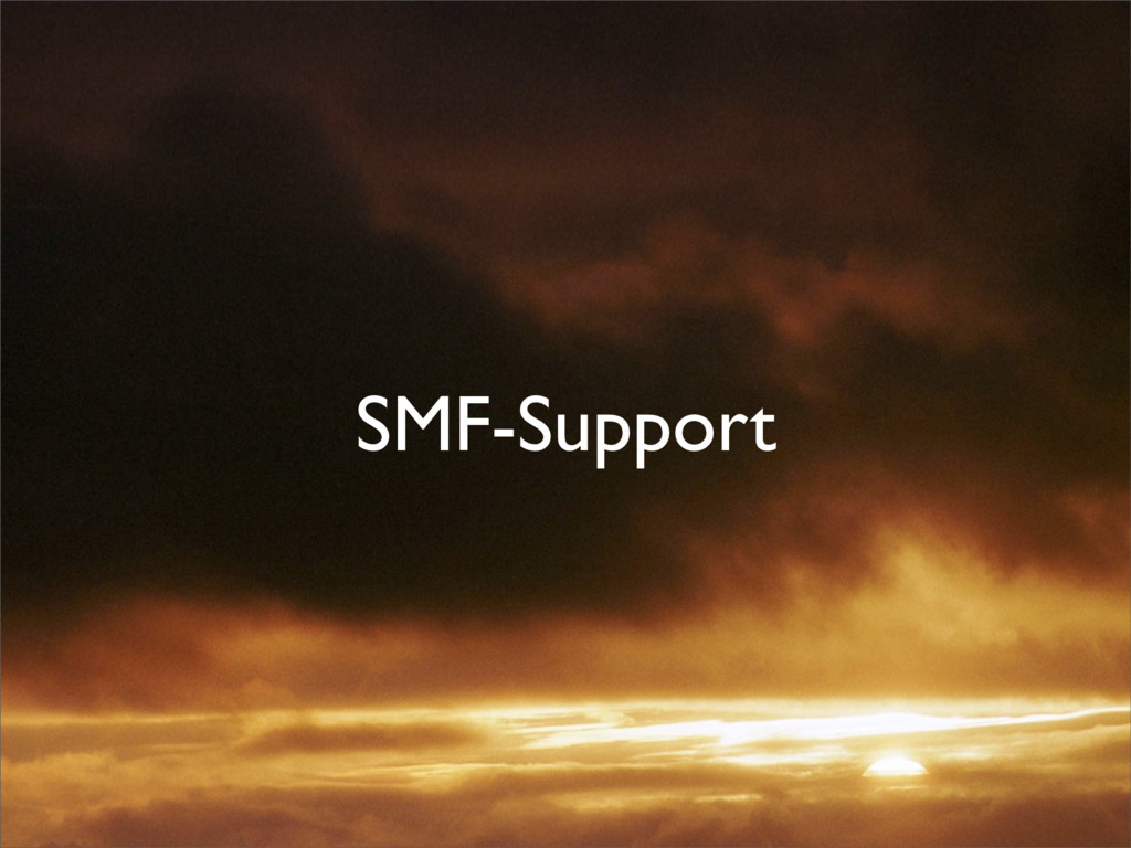 SMF-Support