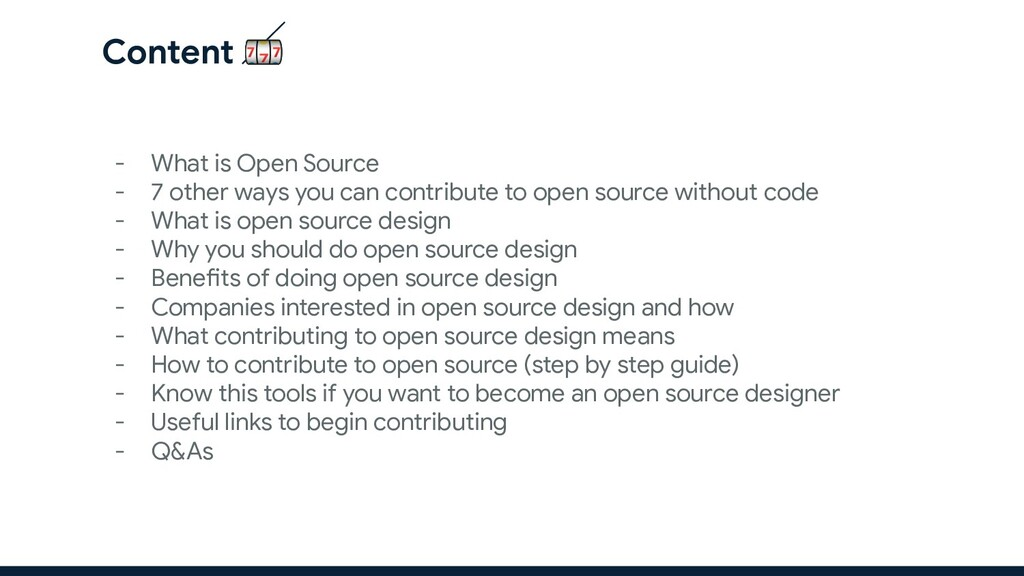 Content  - What is Open Source - 7 other ways y...