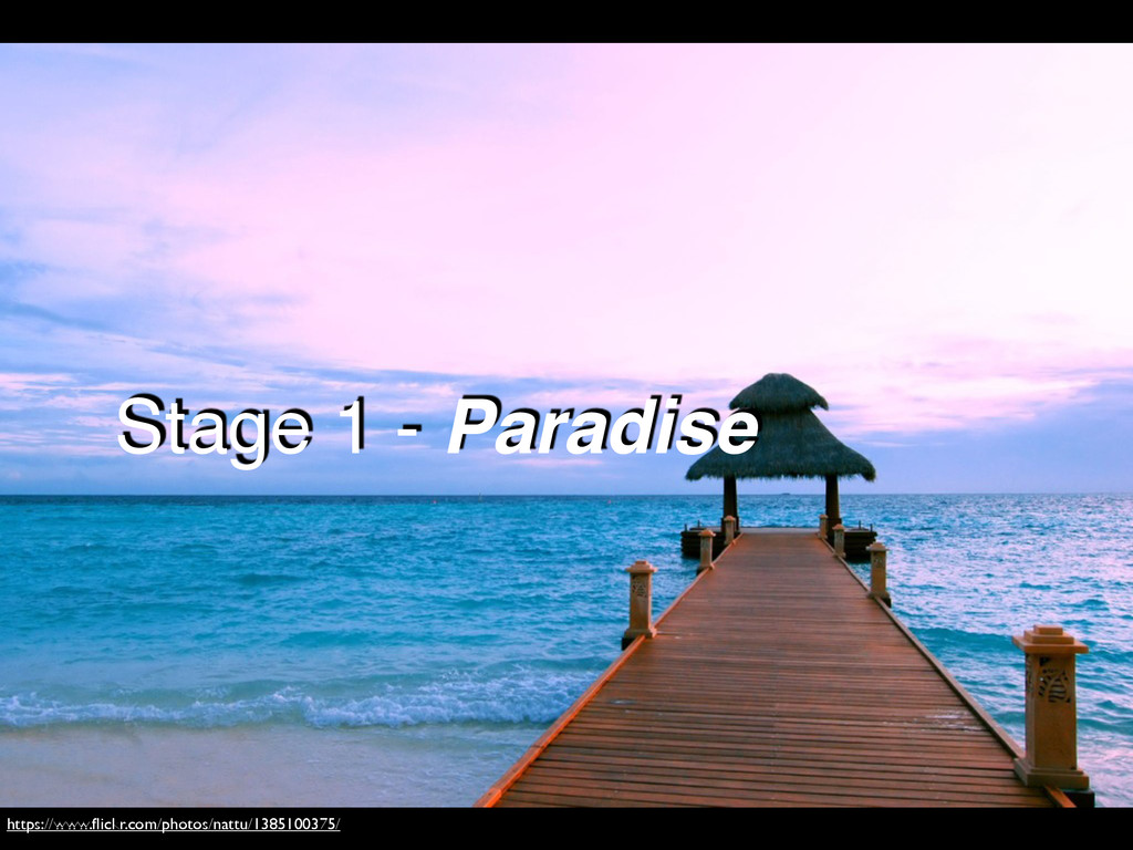 Stage 1 - Paradise https://www.flickr.com/photos...