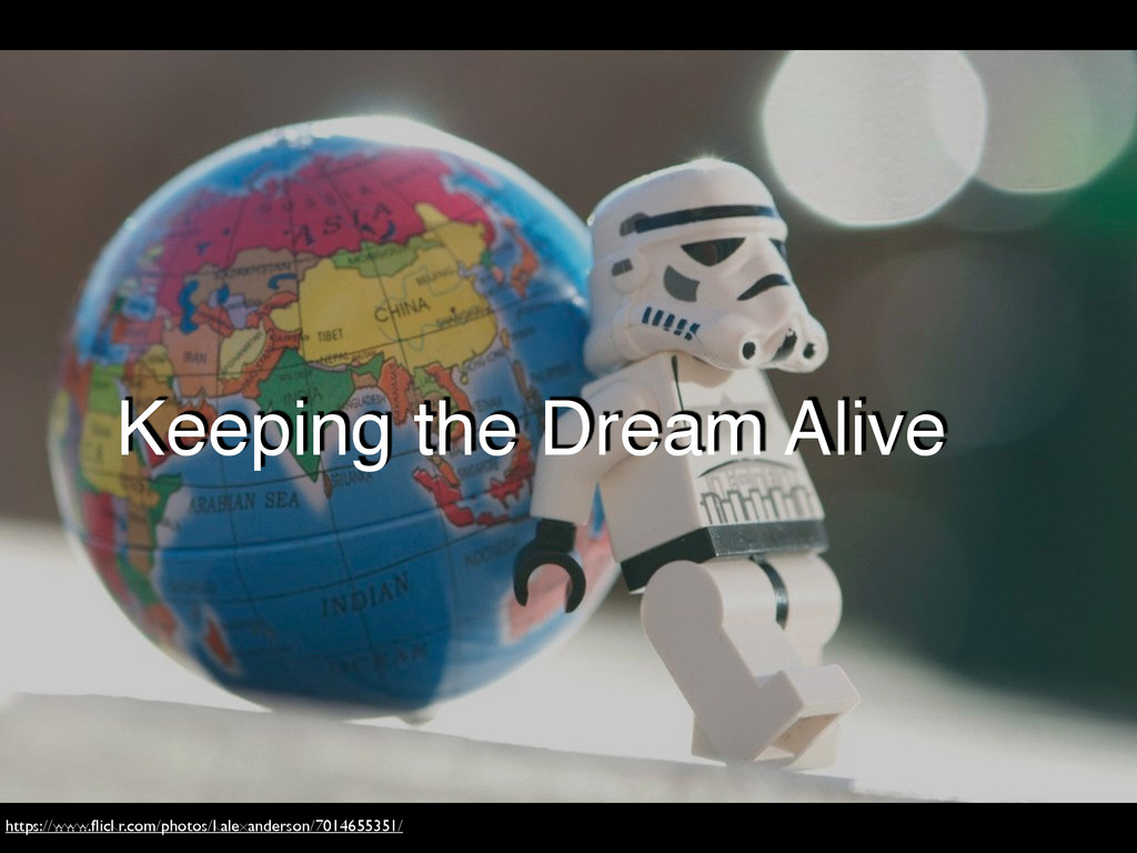 Keeping the Dream Alive https://www.flickr.com/p...