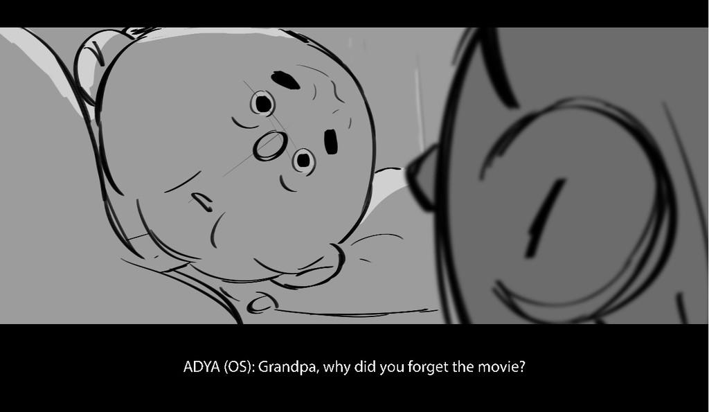 A D Y A ( O S ) : G r a n d p a , w h y d i d y...