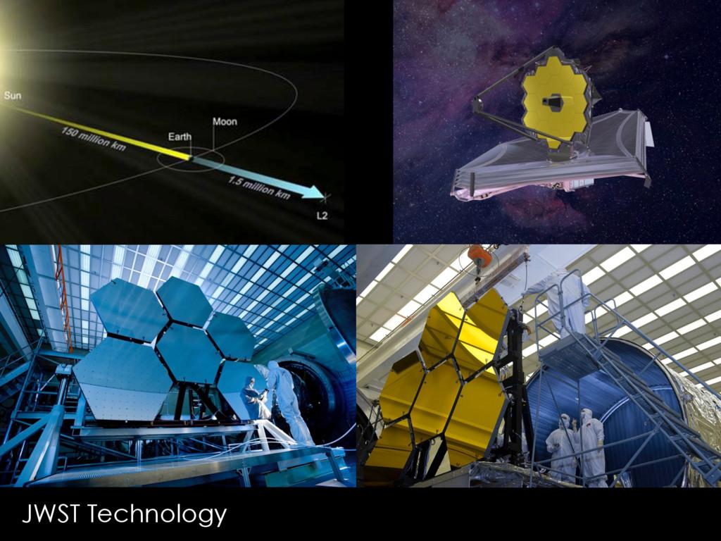 JWST Technology