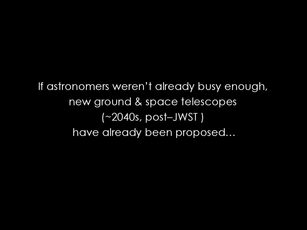 If astronomers weren't already busy enough, new...
