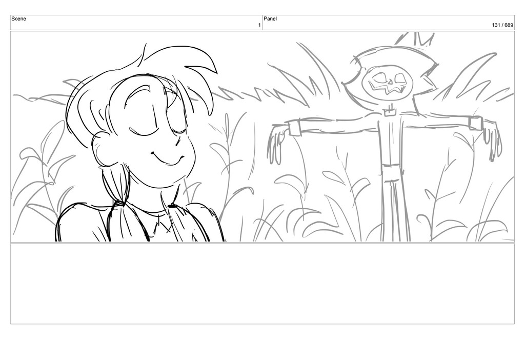Scene 1 Panel 131 / 689