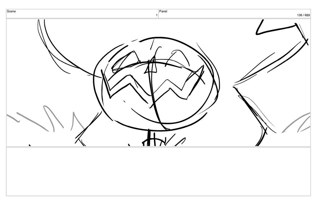Scene 1 Panel 136 / 689