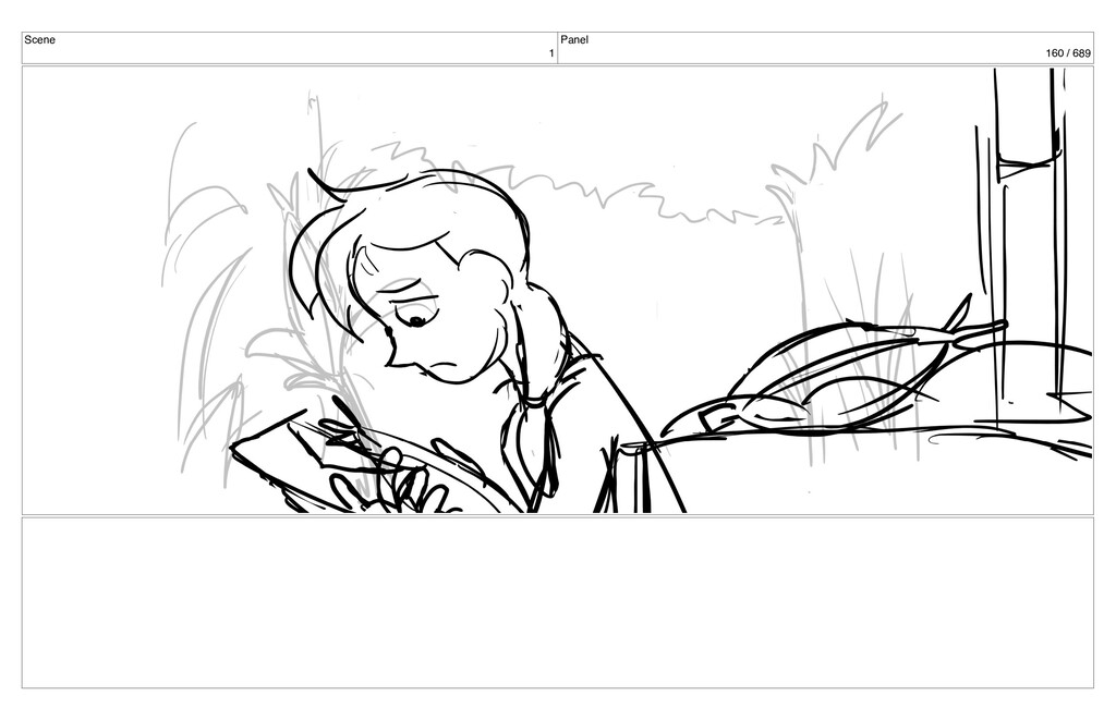 Scene 1 Panel 160 / 689