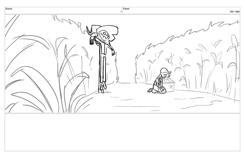 Scene 1 Panel 165 / 689