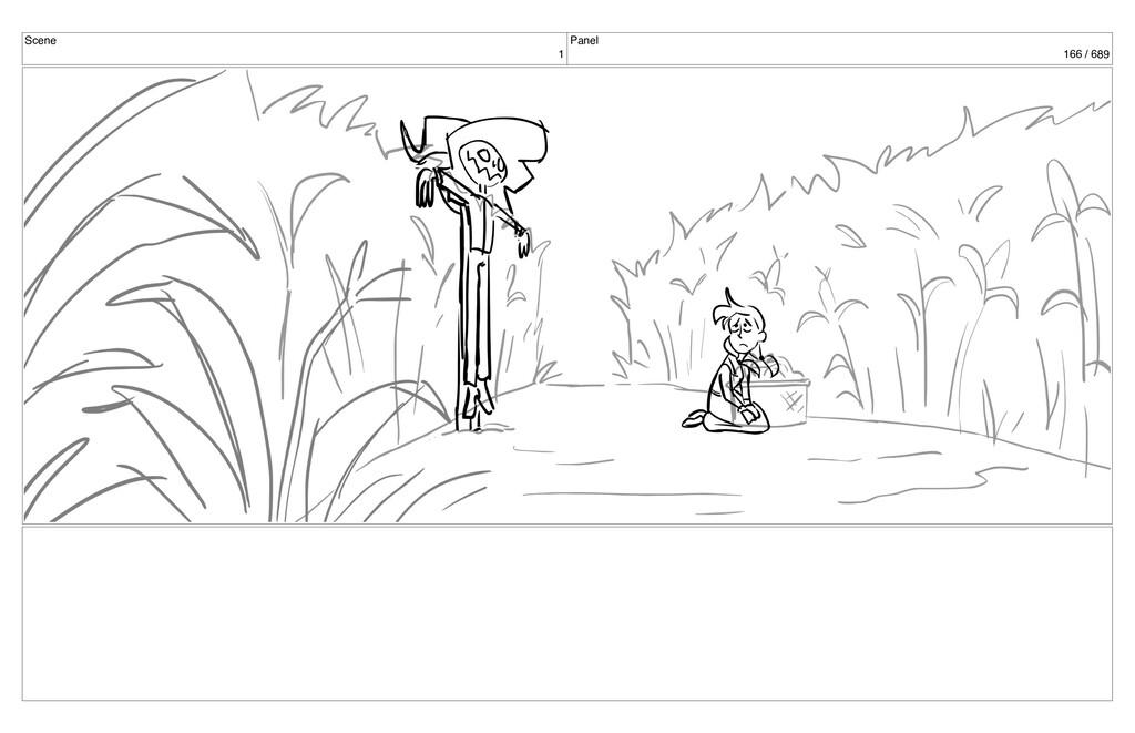 Scene 1 Panel 166 / 689