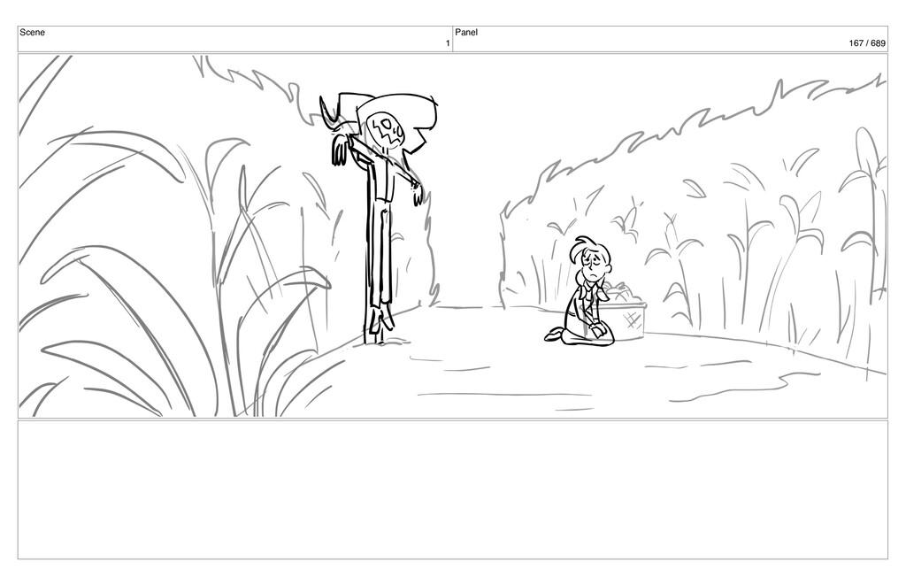 Scene 1 Panel 167 / 689