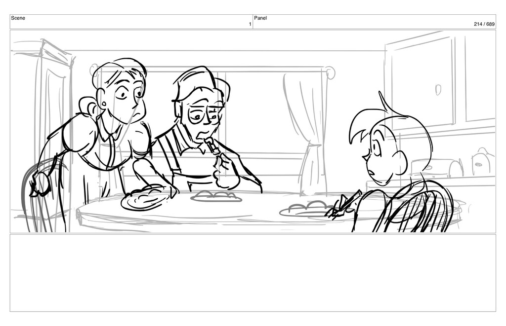 Scene 1 Panel 214 / 689