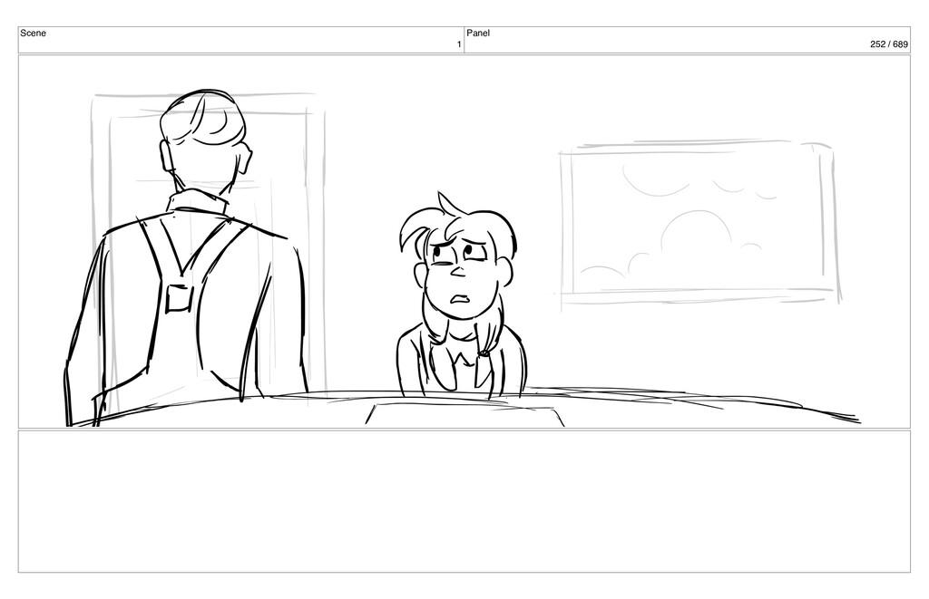 Scene 1 Panel 252 / 689